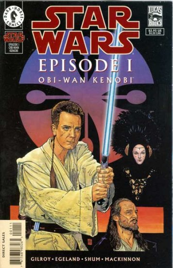 Star Wars: Episode I, Obi-Wan Kenobi