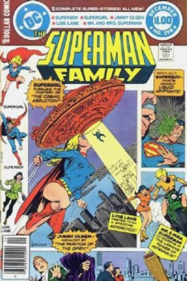 Superman Family, The #198