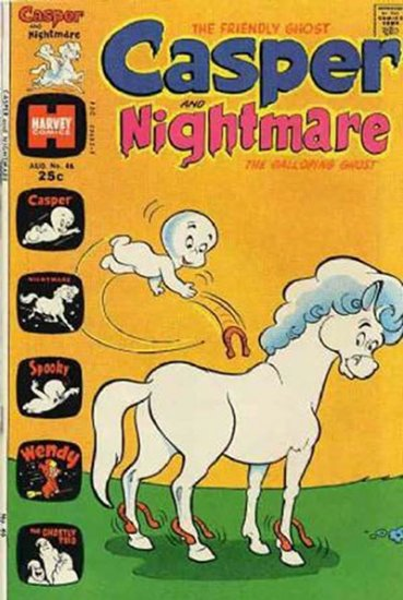 Casper and Nightmare #46