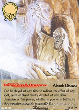 Absorb Disease