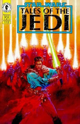 Star Wars: Tales of the Jedi (Complete Series #1-5)