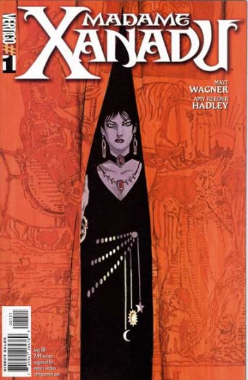 Madame Xanadu #1 (1 in 10 Variant)