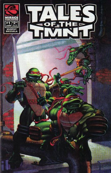 Tales of the TMNT #1