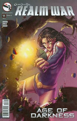 Grimm Fairy Tales Presents: Realm War Age of Darkness #11 (Lais)