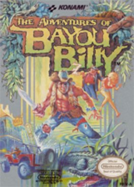 Adventures of Bayou Billy, The