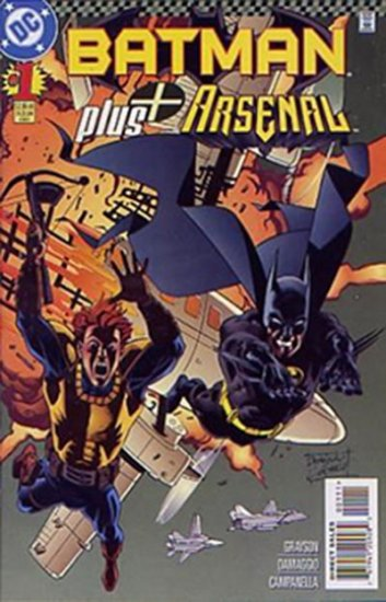 Batman Plus #1