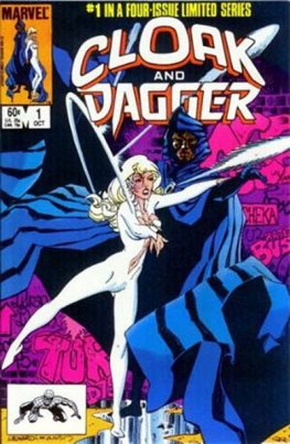 Cloak and Dagger (Complete Series #1-4)