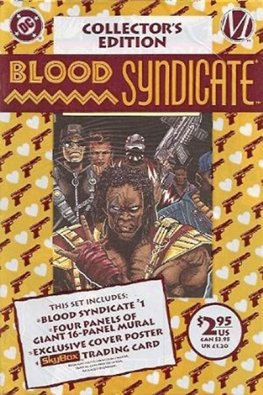 Blood Syndicate #1 (Collectors Edition Variant)