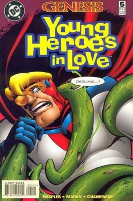 Young Heroes in Love #5