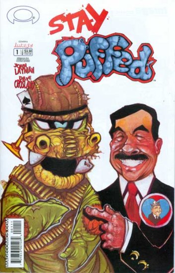 Stay Puffed #1 (Cover A Crosland)