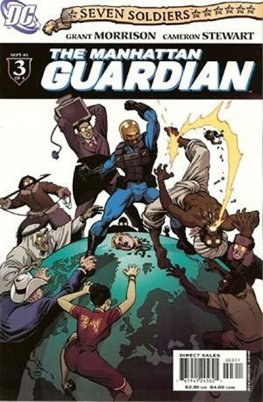 Seven Soldiers: Guardian #3
