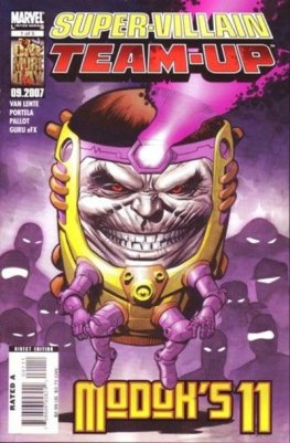 Super-Villain Team-Up: Modok's 11 #1