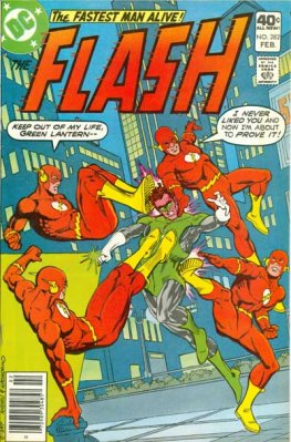 Flash, The #282