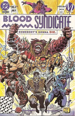 Blood Syndicate #4