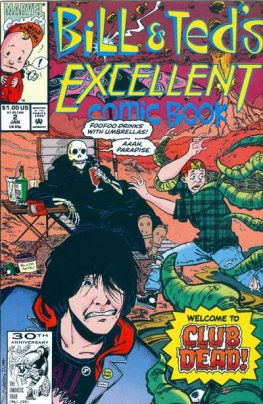 Bill & Ted's Excellent Comic Book #2