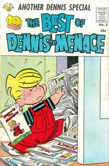 Best of Dennis the Menace, The #3