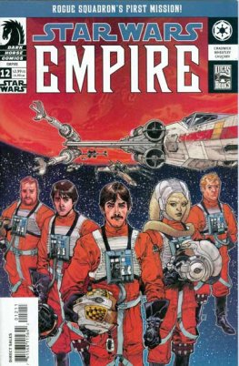 Star Wars: Empire #12