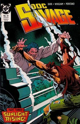 Doc Savage #13