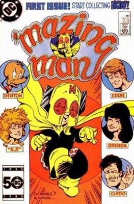 'Mazing Man (Complete Series #1-12)
