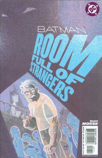 Batman: Room Full of Strangers