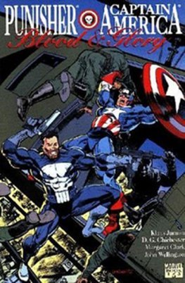 Punisher / Captain America: Blood & Glory #1