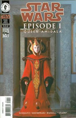 Star Wars: Episode I, Queen Amidala (Photo Cover)