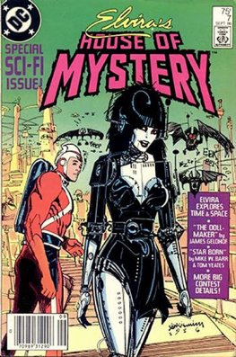 Elvira's House of Myster #7