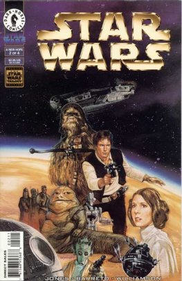 Star Wars: A New Hope, Special Edition #2