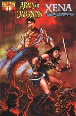 Army of Darkness / Xena (Complete Series #1-4)