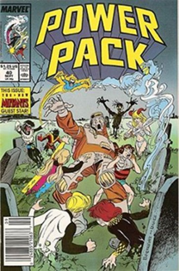 Power Pack #40