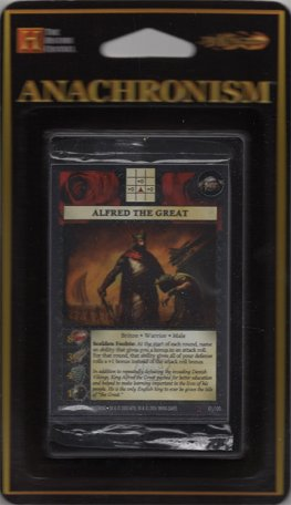 Anachronism Alfred the Great, Booster Pack