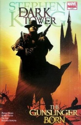 Dark Tower: The Gunslinger Born #1 (Jae Lee Cover)