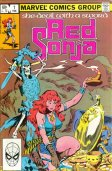 Red Sonja (Complete Series #1-2)