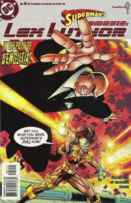 Superman's Nemesis: Lex Luthor #2