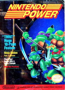 Nintendo Power #6