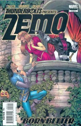 Thunderbolts Presents Zemo: Born Better #2