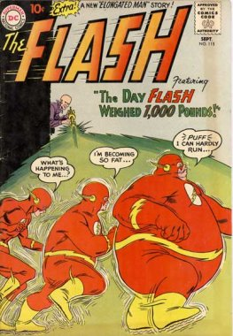 Flash, The #115