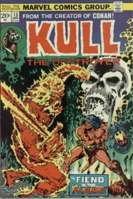 Kull the Destroyer #13