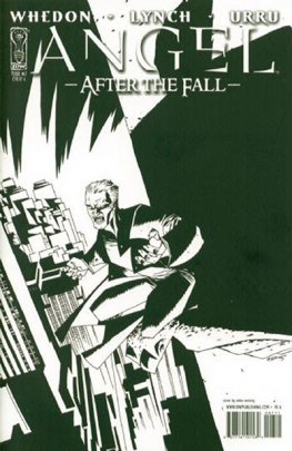 Angel: After the Fall #7 (1 in 10, Oeming Cover)