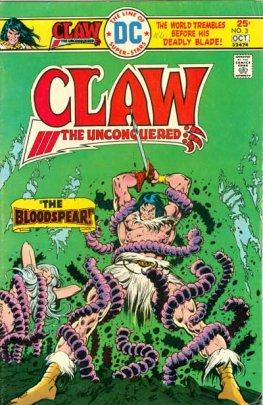 Claw the Unconquered #3