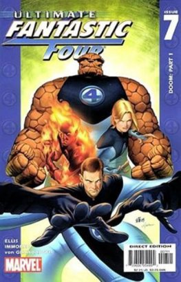 Ultimate Fantastic Four #7