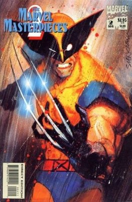 Marvel Masterpieces Collection, The #2