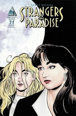Strangers in Paradise #11