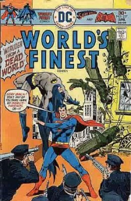 World's Finest Comics #237