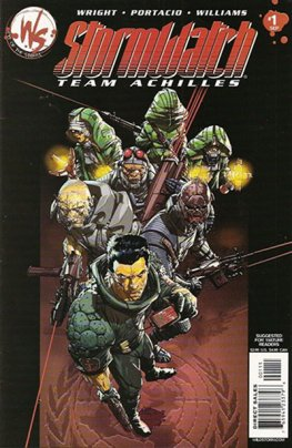Stormwatch: Team Achilles #1