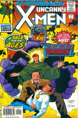 Uncanny X-Men, The #-1 (Direct Edition)