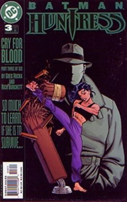 Batman / Huntress: Cry for Blood #3