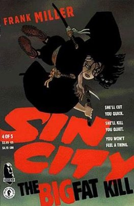 Sin City: A Big Fat Kill #4