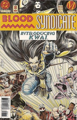 Blood Syndicate #8
