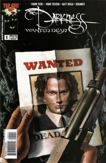 Darkness: Wanted Dead #1